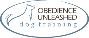 Obedience Unleashed Logo Broken Oval Frame
